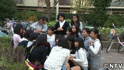 女子小学生集合画像